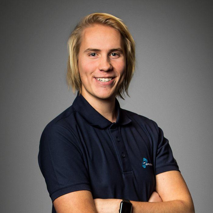 Nicolai Byø Friis